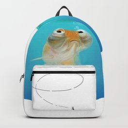 The Goldfish Diet Backpack