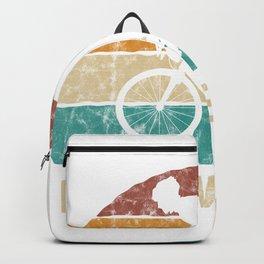 Mont Ventoux Cycling Climb TShirt Retro Cycling Shirt Vintage Cyclist Gift Idea  Backpack