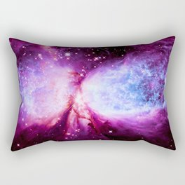 A Star is Born Nebula Rectangular Pillow