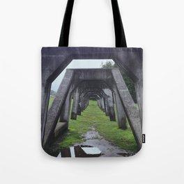 Arch Hallway Tote Bag