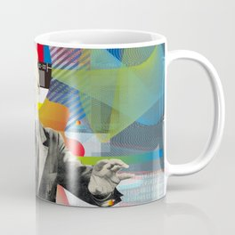Television Art N°2 Coffee Mug
