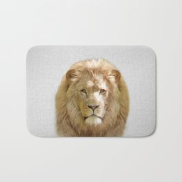 Lion - Colorful Bath Mat