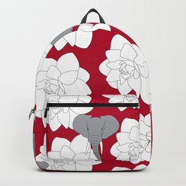 Alabama crimson Backpack