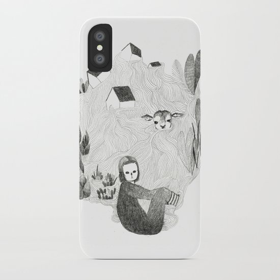 Tales from the sea iPhone Case