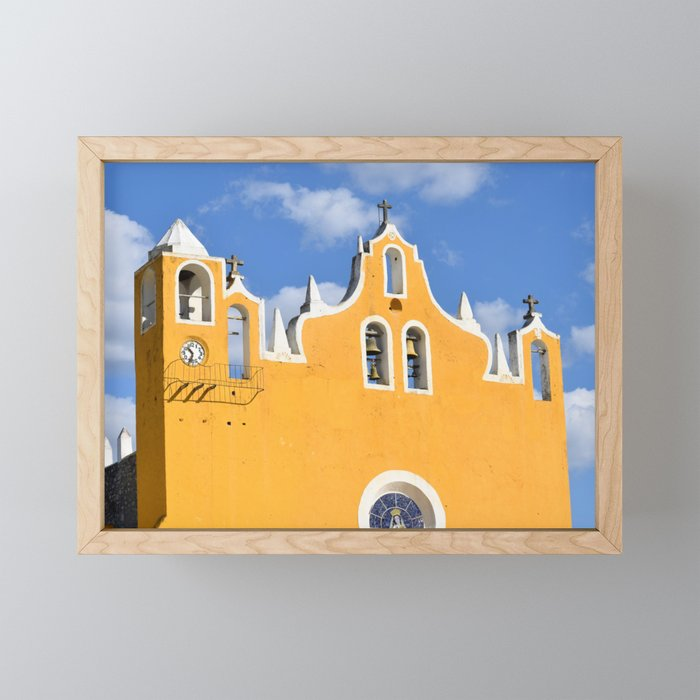 Toward the Heavens Framed Mini Art Print