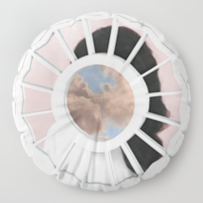Mac Miller The Devine Feminine Floor Pillow