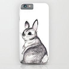 Ballpoint Bunny Slim Case iPhone 6s