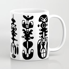 Totem and Bones Coffee Mug