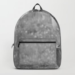 The Bird Black and White Backpack