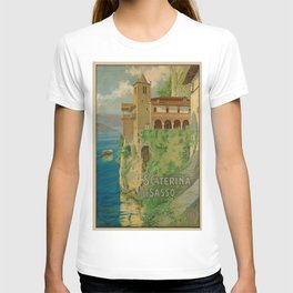 Vintage poster - Italy T-shirt