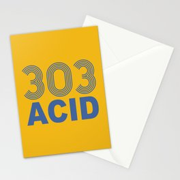303 Acid Rave Quote Stationery Cards