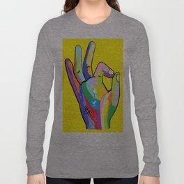 It's OK Long Sleeve T-shirt