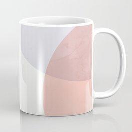 Pastel Shapes IV Coffee Mug