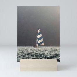 into the wilderness Mini Art Print