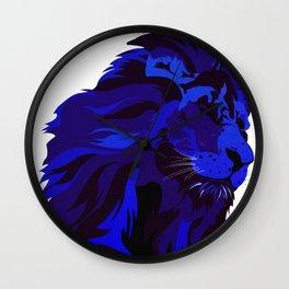 Leo #2 Wall Clock
