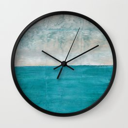 The Second Antidote Wall Clock