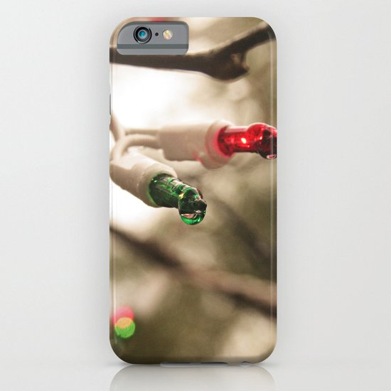 I'm Dreaming of a ... Wet Christmas? iPhone & iPod Case