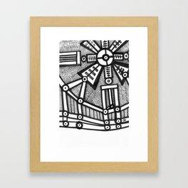 2012_02 exclusive Framed Art Print