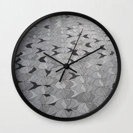 Les oiseaux Wall Clock