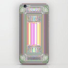 Moderne Glitch iPhone Skin
