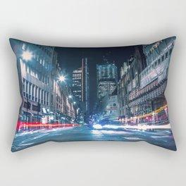 City Trails Rectangular Pillow