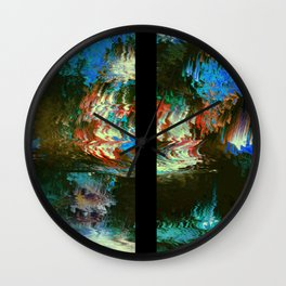 Starches as Such Wall Clock