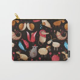 Zodiac signs Carry-All Pouch