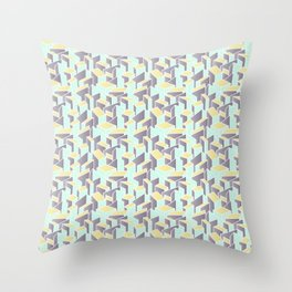 Gaining a Little Perspective Throw Pillow