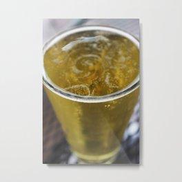 Beer Anyone? Metal Print