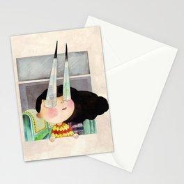 Matalas ang mata (Sharp-eyed) Stationery Cards