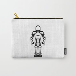 Cartoon Knight Carry-All Pouch