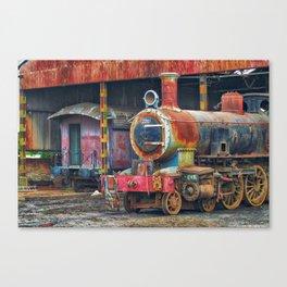 gran machina Canvas Print