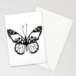 Arabian Butterfly Stationery Cards