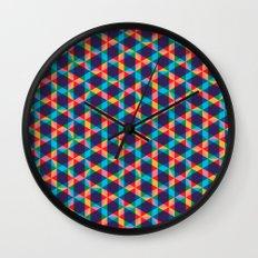 BP 78 Star Hexagon Wall Clock