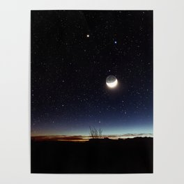 Road trip to Big Bend Poster