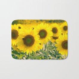 Sunflower Dreams Bath Mat
