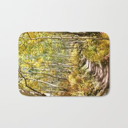 Through the Woods Bath Mat