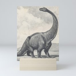 Gigantosaurus Mini Art Print