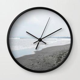 kuta bali 2012 Wall Clock