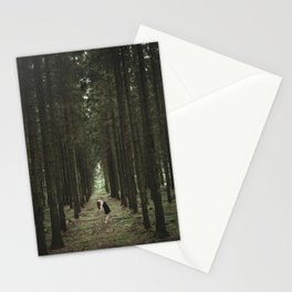 The Woods of St Olof 2 Stationery Cards
