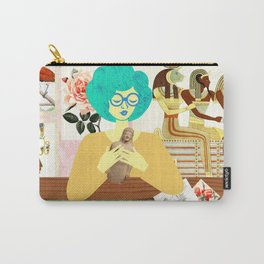 Egyptian Room Carry-All Pouch