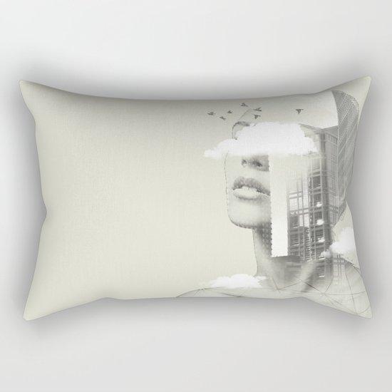 Town Facet Rectangular Pillow