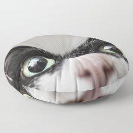 Funny Cat Floor Pillow