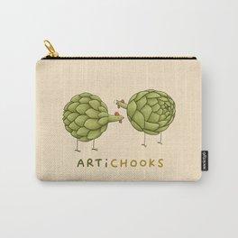 Artichooks Carry-All Pouch