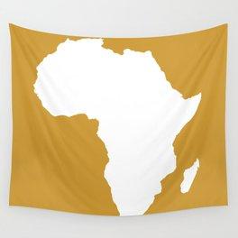 Sudan Brown Audacious Africa Wall Tapestry