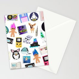 Only 90's Kids Will Understand Stationery Cards