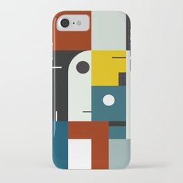 BAUHAUS AGE iPhone Case