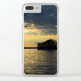 Before The Storm Clear iPhone Case