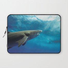 Lemon Shark Rising Laptop Sleeve
