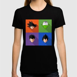 Dragon Ball flat T-shirt